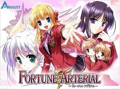 Fortune Arterial Akai Yakusoku Fortune Arterial Akai Yakusoku [ Subtitle Indonesia ]